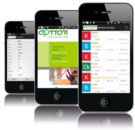 cotton mobile application